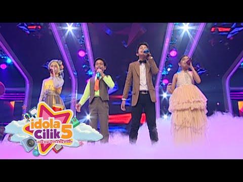 download lagu Naura Performance Bersama Teman  Temanya Keren Idola Cilik Grand Final 2 April 2016 gratis