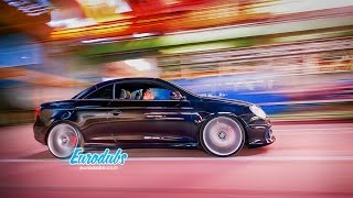 VW EOS on Audi S8 wheels, KW coilovers - Eurodubs.com