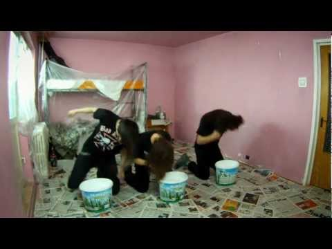 Painting A Room Like A Boss