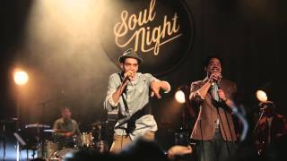 Ben l'Oncle Soul ft. Milk Coffee & Sugar - Express Yourself (Live - Charles Wright Cover)