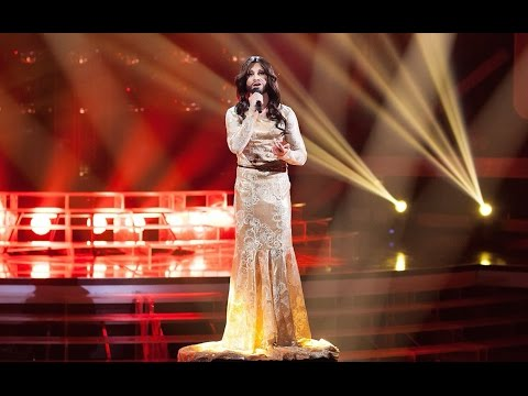"Alexander Rybak - Conchita Wurst (Rise Like a Phoenix) from ""Один в один"""