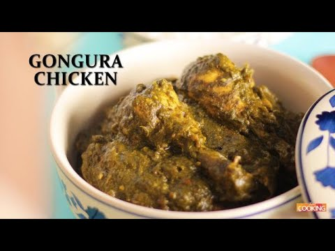 Gongura Chicken | Gongura Chicken Curry | Andhra Food