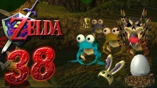 Let's Play The Legend of Zelda Ocarina of Time Part 38: Leckere Froschschenkel