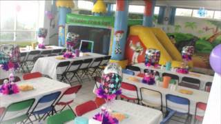 Salón de Fiestas Infantiles - México - Jungla Kids