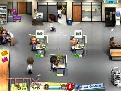 Gameplay from The Office on steam. I recommend everyone takes a look! http://www.TFMX.co.uk.