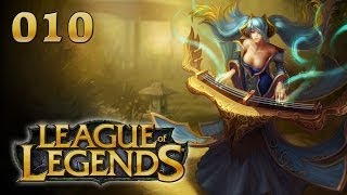 League Of Legends #010 - Sona [Einer für Alle] [deutsch] [720p][commentary]