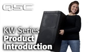 KW Series Powered Loudspeakers - Product Overview