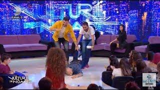 Vulturii de noapte (21.09.) - Ana Maria Barnoschi l-a lasat lat pe Giani cu miscarile ei fierbinti!