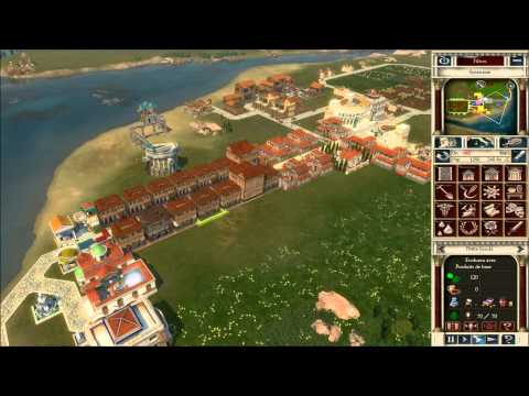Caesar IV - Gameplay (HD)