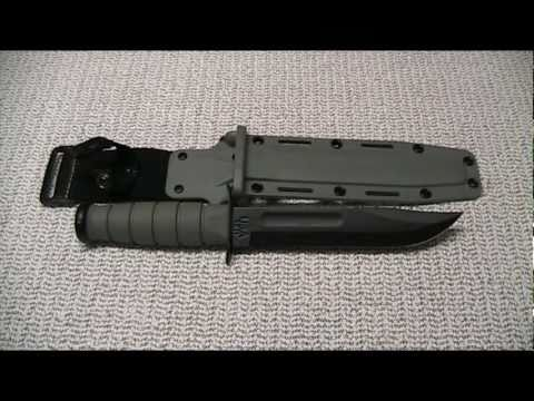 KA-BAR Fighting/Utility Knife review: Modern Incarnation of a Legend