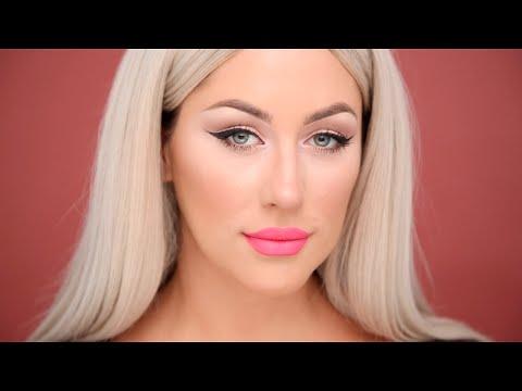 Quick Glam Makeup Tutorial!