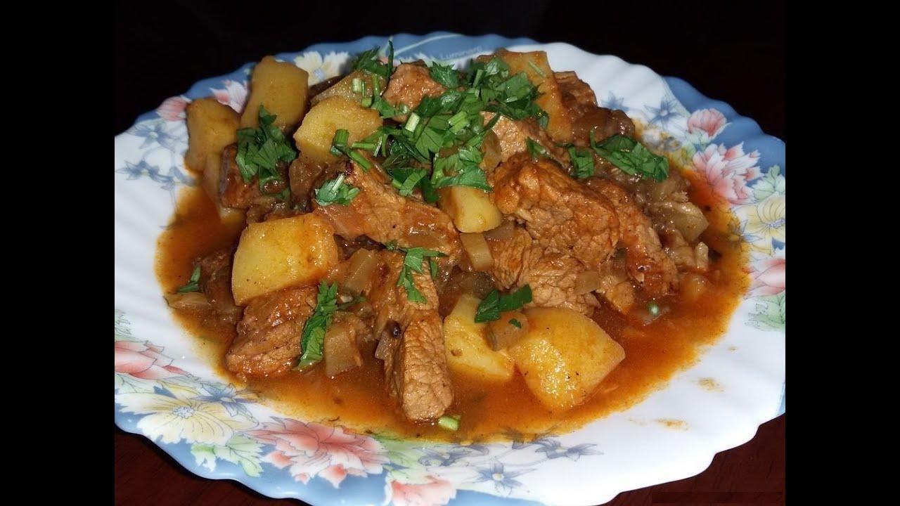 Как приготовить азы по татарски