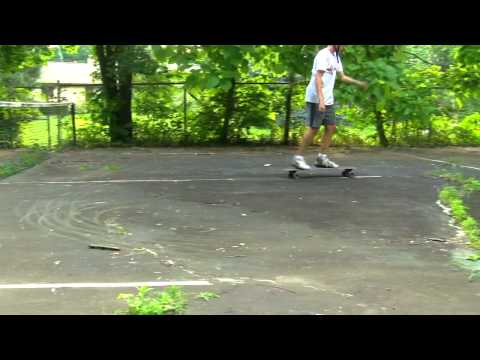 Rybioko Longboarding: Michael Virgin Summer Edit