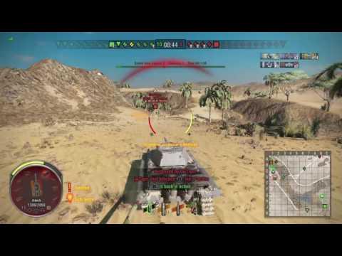 World of Tanks - XBOX 1 E50M 6K DAMAGE