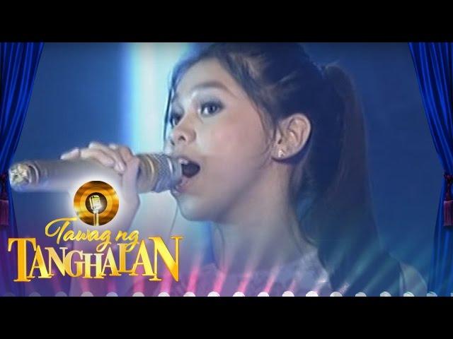 Tawag ng Tanghalan: Marielle Montellano remains undefeated!