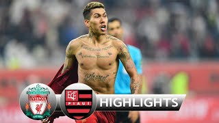 Liverpool 1-0 Flamengo - Highlights & All Goals - Club World Cup final 2019