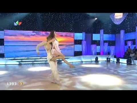 Kvieciu sokti 2011 Irūna Puzaraitė ir Rimvydas 0910