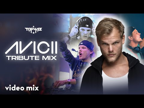 DJ TOPHAZ - AVICII TRIBUTE MIX◢◤ [THE NIGHTS, WAITING FOR LOVE, LEVELS, HEY BROTHER,SILHOUETTES etc]