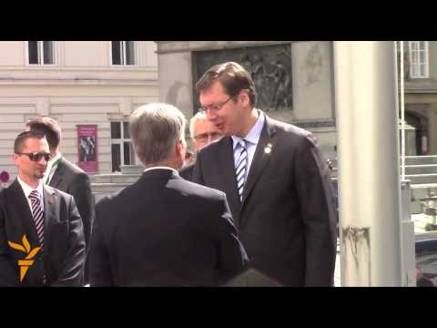 EU, Balkan Leaders Address Refugee Crisis