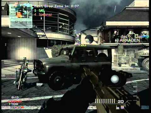LWF #2  Modern Warfare 3 (GHOST Jenkings)