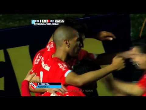 Racha Roja: Independiente venció a Colón y sumó el cuarto triunfo al hilo