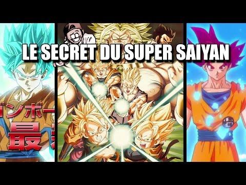 Le secret du Super Saiyan - Gaki Clinic
