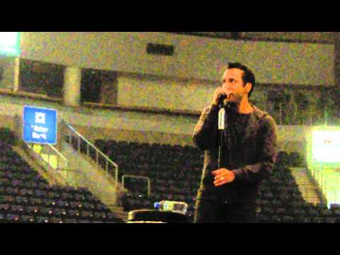 BSB Soundcheck Belfast My heart stays with you - Howie