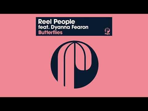 Reel People feat. Dyanna Fearon - Butterflies (Restless Soul Mix) (2021 Remastered Version)