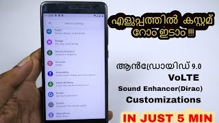 Install Custom ROM In ANY MOBILE In മലയാളം   F.t Redmi Note 4 With Android pie 9.0 ROM 2019