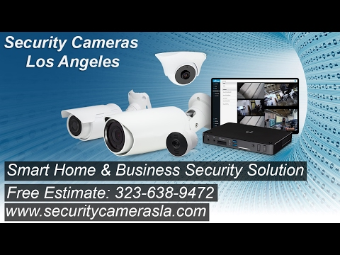 Best IP Cameras for Home Surveillance of 2017! IP Cameras Los Angeles