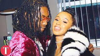 10 STRANGE Things About Cardi B and Offset