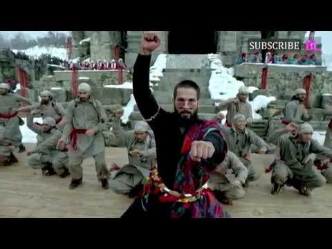Haider song Bismil: Shahid Kapoor dances his angst out in this beautiful number by Gulzar!