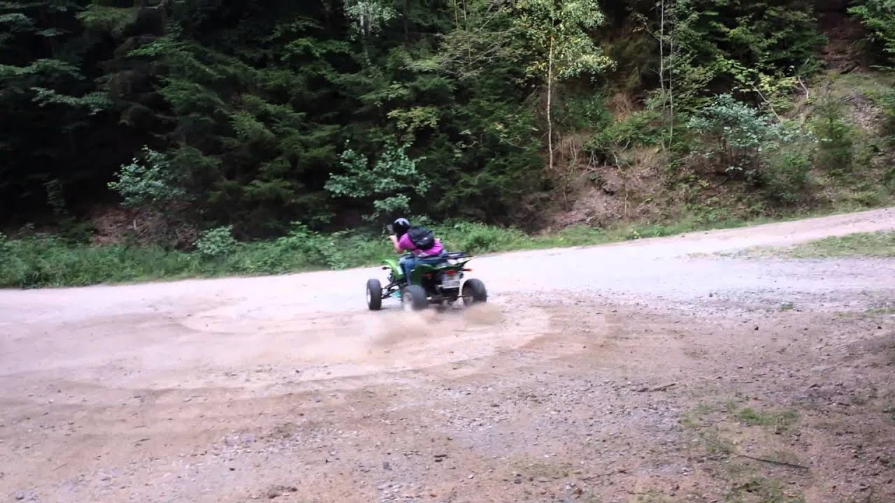 Quad Spyder 250cc Drift Mit Quad Shineray Spyder