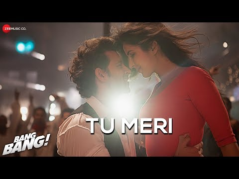 *exclusive * Bang Bang : Tu Meri Video Feat Hrithik Roshan & Katrina Kaif | Vishal Shekhar | Hd video