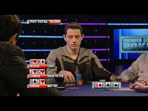 Tom durrrr Dwan vs. Andy Black Video