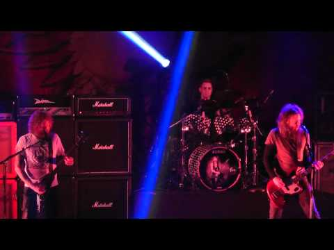 Mastodon - Blasteroid/Sleeping Giant || live @ 013 Tilburg || 03-02-2012