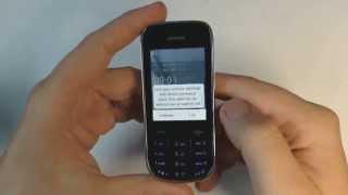 Nokia Asha 202 como aplicar o hard reset de fábrica