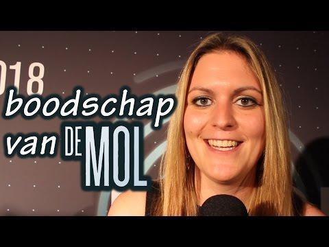 Boodschap van De Mol en co