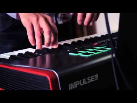 Novation Impulse Keyboards OFFICIAL OVERVIEW
