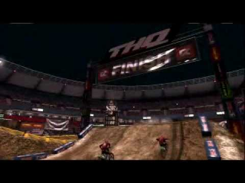 Supercross - MX vs ATV Reflex Video Game