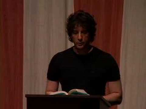 Neil Gaiman Reading Instructions
