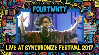 Download Lagu fourtwnty live at SynchronizeFest - 7 Oktober 2017 Gratis STAFABAND