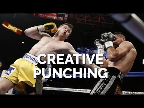 """Saul """"Canelo"""" Alvarez: Creative Punching"""