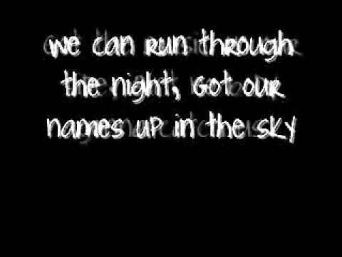 *young Forever- The Ready Set* Lyrics video