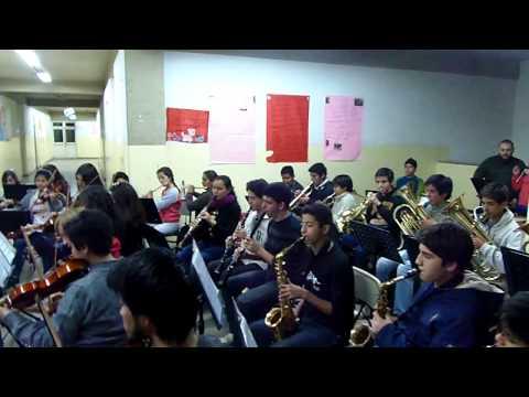 Orquesta Montivero con Norma Salas - El lagartero (Chaya)