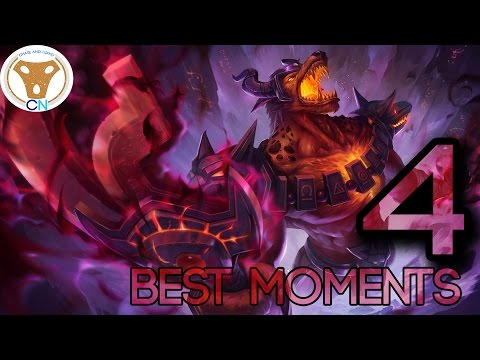 Best Moments #4 - Stacked Nasus Montage #1