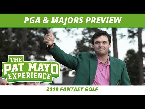 2019 PGA Tour Season Preview, Majors, Picks, Sleepers, Best of the Year — Fantasy Golf