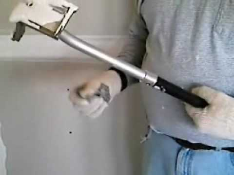 Learning Automatic Taping Tools Drywall Finishing