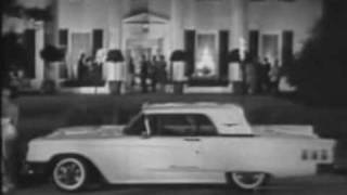 1960 Ford Thunderbird Commercial
