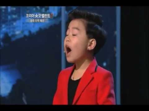 Korea Got Talent 2 - The Little Boy in Gangnam Style (Hwang Min-Woo)